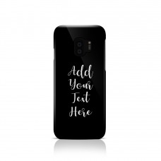 Add Your Own Message Samsung Galaxy Case