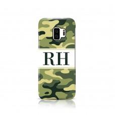 Camouflage Samsung Galaxy Case
