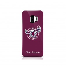 NRL Sea Eagles Samsung Galaxy Case