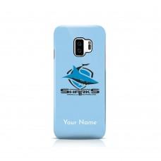 NRL Sharks Samsung Galaxy Case
