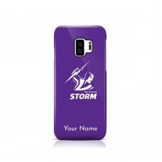 NRL Storm Samsung Galaxy Case