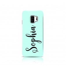 Vertical Name Samsung Galaxy Case