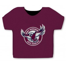 NRL Sea Eagles Jersey Stubby Cooler