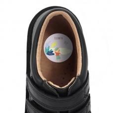 My Adventure - Butterfly Shoe Dot Label