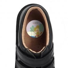 My Adventure - Fishing Girl Shoe Dot Label