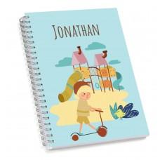 My Adventure - Playground Boy Sketch Book