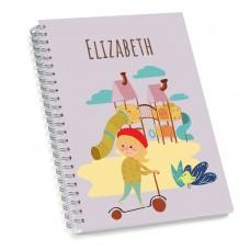 My Adventure - Playground Girl Sketch Book
