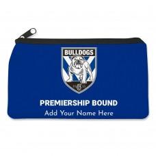 NRL Bulldogs Pencil Case