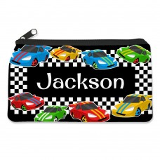 Race Cars Pencil Case