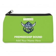 NRL Raiders Pencil Case