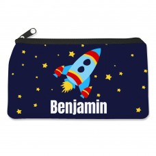 Rocket Pencil Case