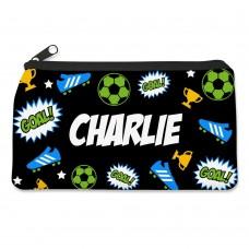 Soccer Pencil Case