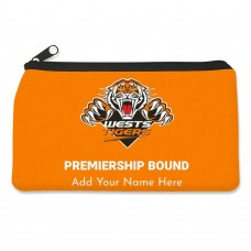 NRL Tigers Pencil Case
