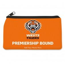 NRL Wests Tigers Pencil Case