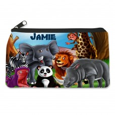 Visits the Zoo Pencil Case