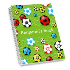 Soccer Ball Sketch Book