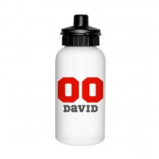 Sports Number Drink Bottle