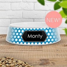 Spotty Pet Bowl