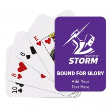 NRL Storm Playing Cards
