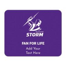 NRL Storm Mouse Mat