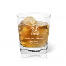 NRL Storm Tumbler Glass