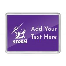 NRL Storm Fridge Magnet