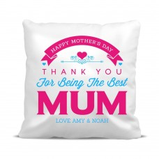 Thank You Mum Cushion Cover