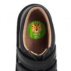 Tiger Shoe Dot Label