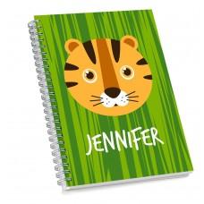 Tiger Sketch Book