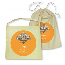 NRL Wests Tigers Library Bag