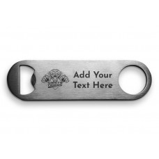 NRL Tigers Father's Day Bottle Opener