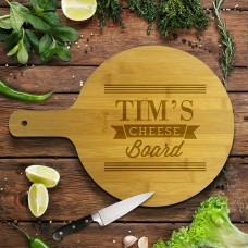 Tim's Cheese Round Bamboo Paddle Board