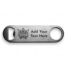 NRL Titans Bottle Opener