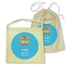 NRL Titans Library Bag