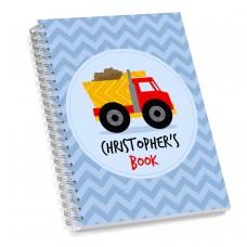 Truck Sketch Book