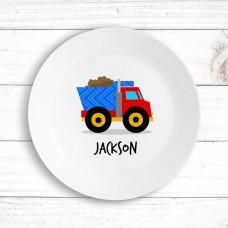 Truck Kids' Plate