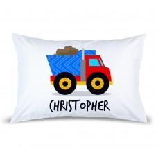 Truck Pillow Case