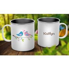 Two Birds Outdoor Mug