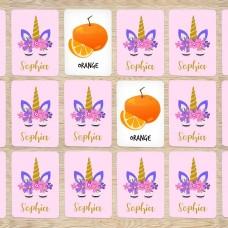 Unicorn Memory Cards