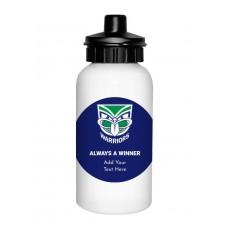 NRL Warriors Drink Bottle