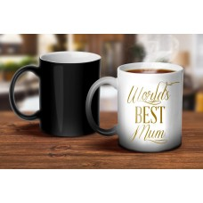 World's Best Mom Magic Mug