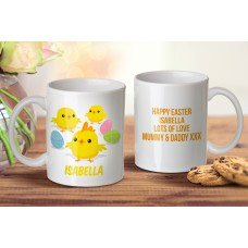 Easter Chicks Mug