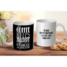Coffee Keeps Going Mug