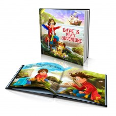 """Personalised Story Book: """"Pirate Adventure"""""""