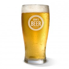 Cog Design Standard Beer Glass