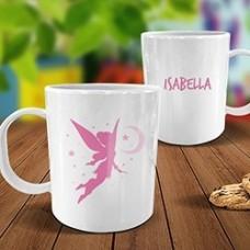 Fairy White Plastic Mug
