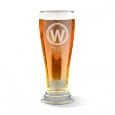 Initial Premium Beer Glass